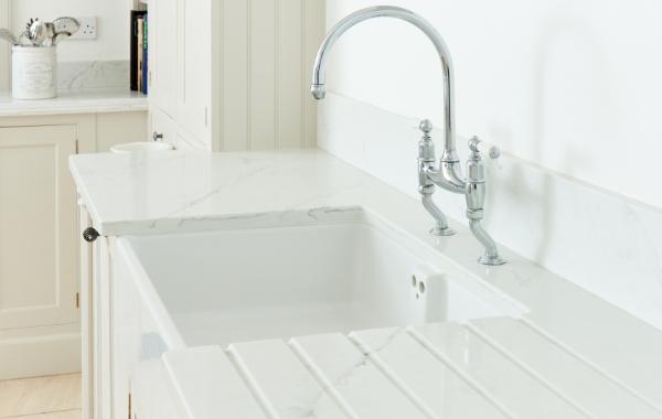 CQ Olympia quartz sink top