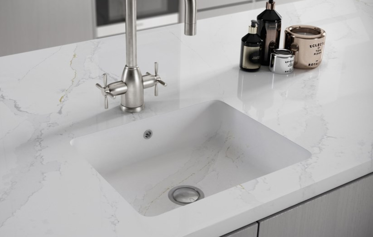 Silestone Integrity sink